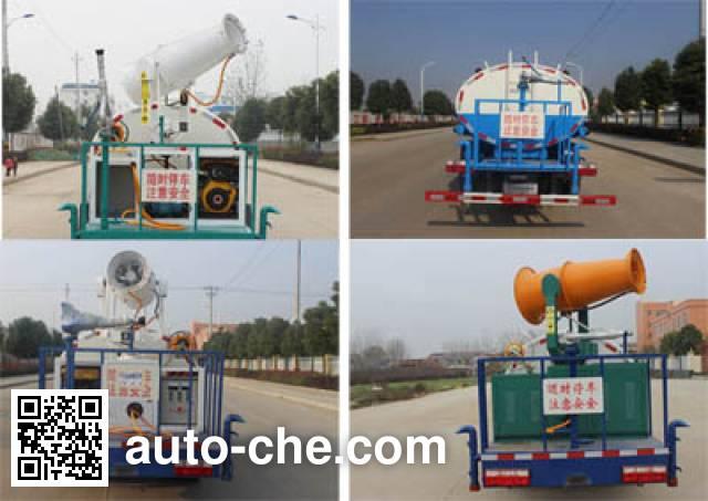 Runli Auto SCS5110GPSE5 sprinkler / sprayer truck