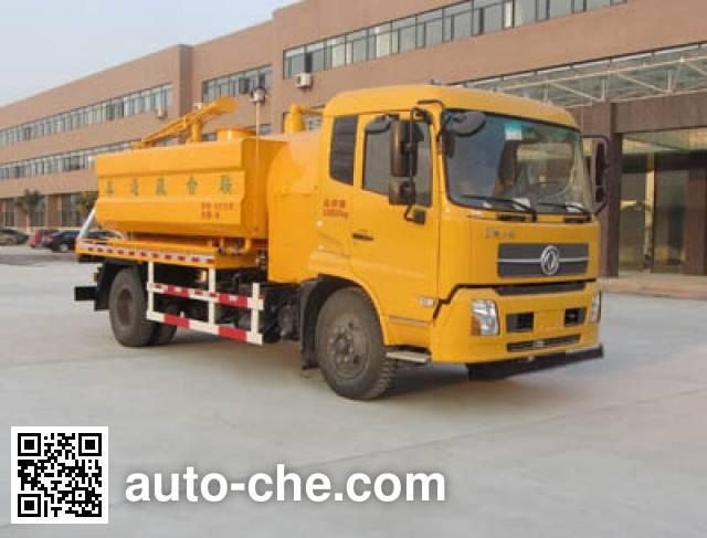 Runli Auto SCS5160GQXD sewer flusher truck