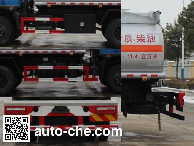 Runli Auto SCS5161GJYE fuel tank truck