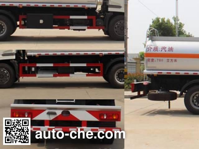 Runli Auto SCS5180GYYDFH oil tank truck