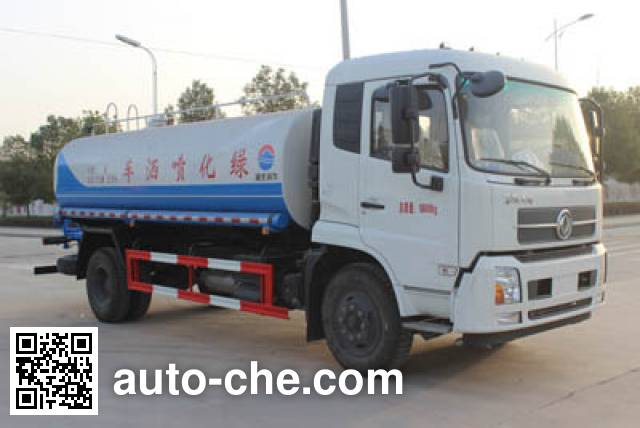 Runli Auto SCS5181GPSDFH sprinkler / sprayer truck