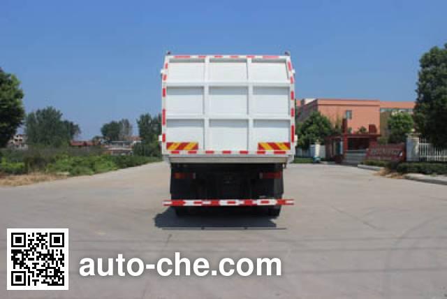 润知星牌SCS5250ZDJEQ压缩式对接垃圾车
