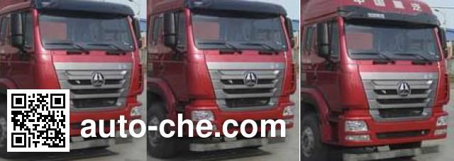 Runli Auto SCS5311GXWZZ sewage suction truck