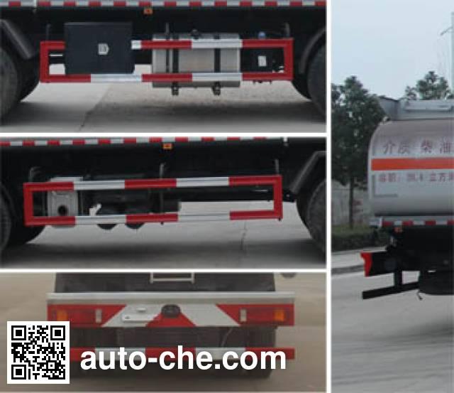 Runli Auto SCS5316GYYD10 oil tank truck