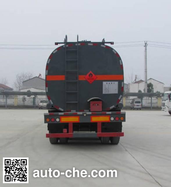 Runli Auto SCS9400GLY liquid asphalt transport tank trailer