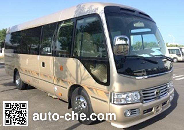 Toyota Coaster SCT6705GRB53LEXB bus