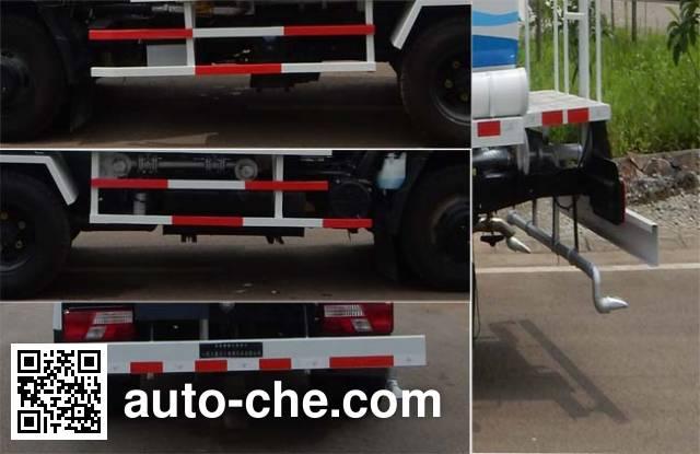 Yuanda SCZ5070GPS5 sprinkler / sprayer truck