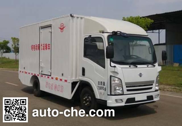 Yuanda SCZ5071XXYBEV electric cargo van