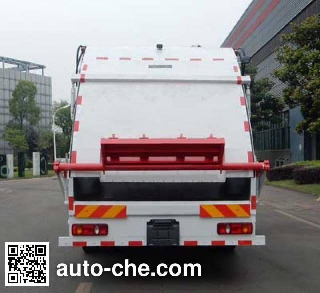 Yuanda SCZ5120ZYS5 garbage compactor truck