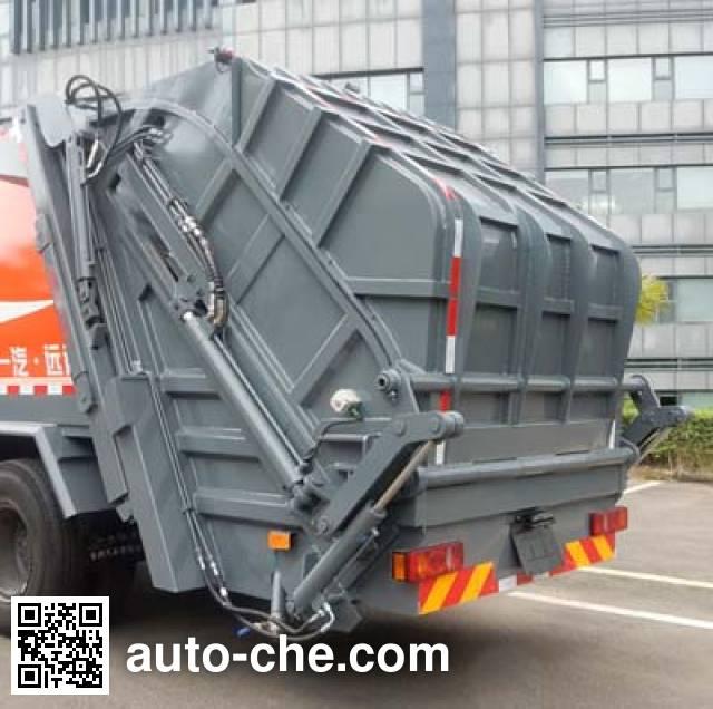 Yuanda SCZ5168ZYS garbage compactor truck