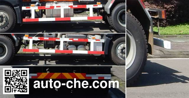 Yuanda SCZ5251ZXX5 detachable body garbage truck