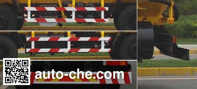 Yuanda SCZ5310GFL bulk powder tank truck