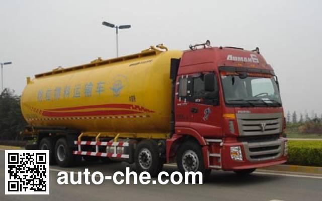 Yuanda SCZ5312GFL bulk powder tank truck