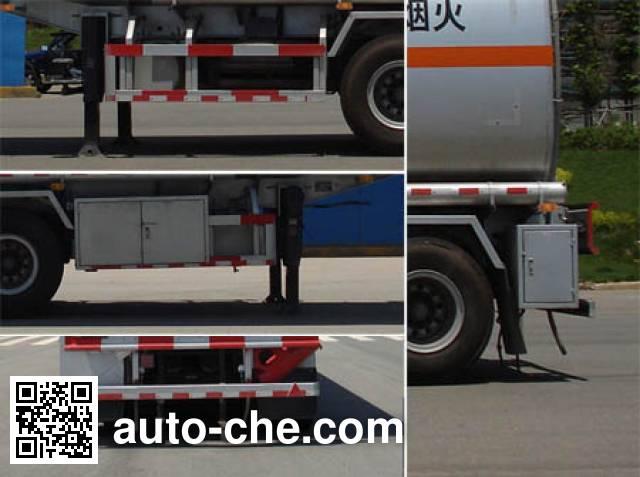 Yuanda SCZ9400GYY oil tank trailer