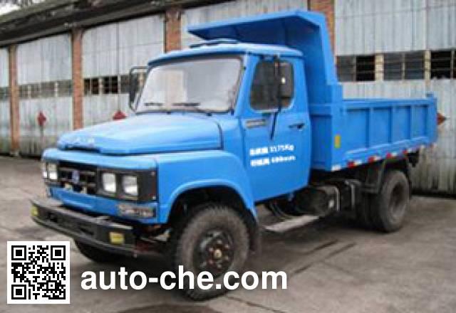 Shandi SD2810CD1A low-speed dump truck