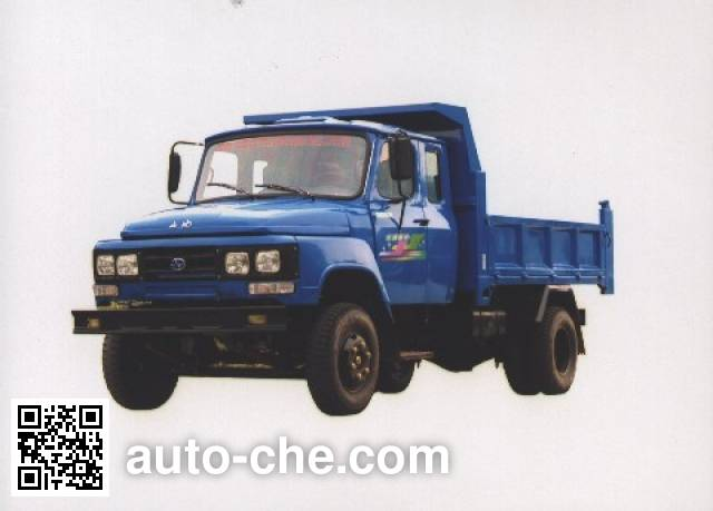 Shandi SD2810CPD low-speed dump truck