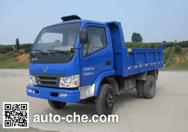 山地牌SD2810D1自卸低速货车