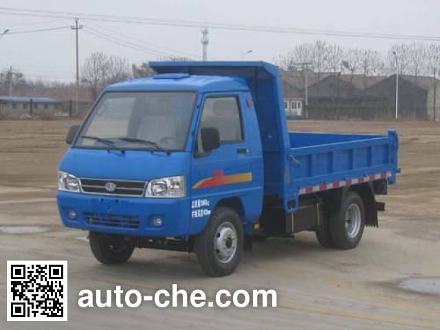 奥峰牌SD2810D3自卸低速货车