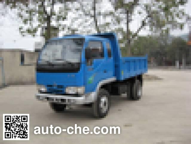 Shandi SD2810PDA low-speed dump truck