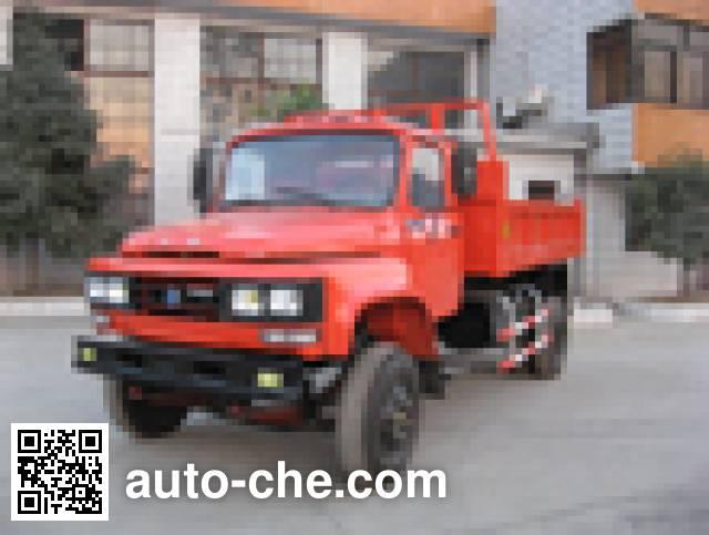 Shandi SD5820CDA low-speed dump truck
