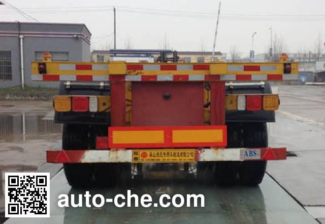 Liangshan Yangtian SDB9400TJZ container transport trailer