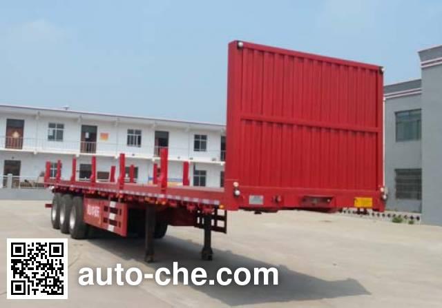 Liangshan Yangtian SDB9400TYC timber/pipe transport trailer