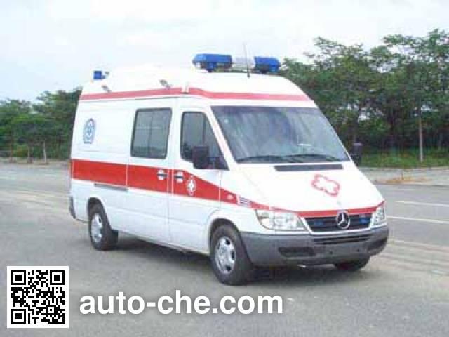 Yindao SDC5035XJJ emergency care vehicle