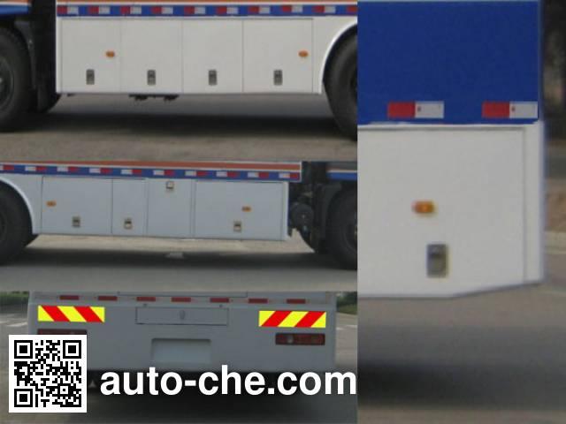 Yindao SDC5120XJZ ambulance support vehicle