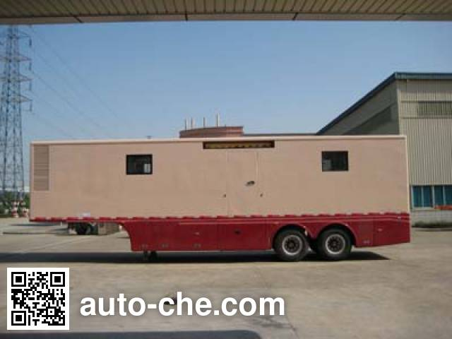 Yindao SDC9140XYL medical trailer