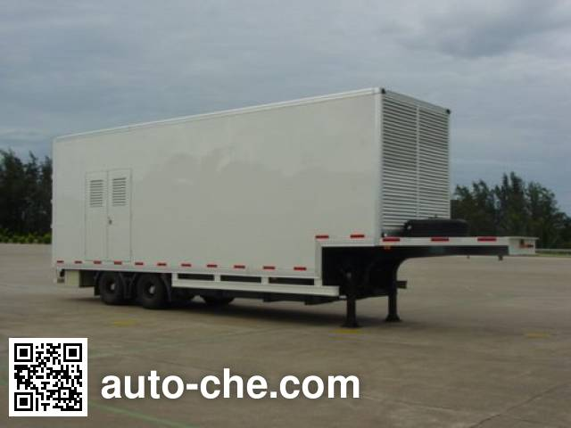 Yindao SDC9200TDY power supply trailer