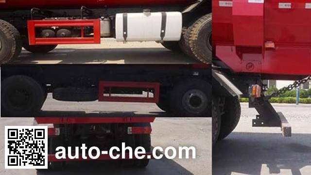 Pengxiang SDG3310VTUD3CA dump truck