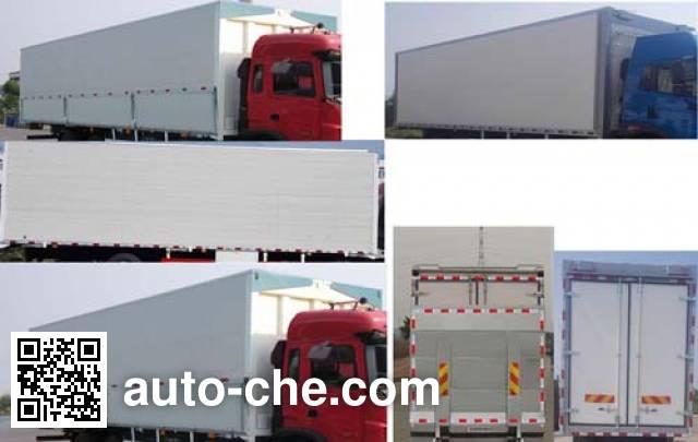 Pengxiang SDG5250XYKD2CA wing van truck
