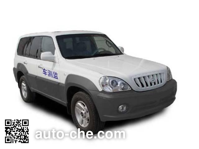 Aoben SDH5022XJE80 monitoring vehicle