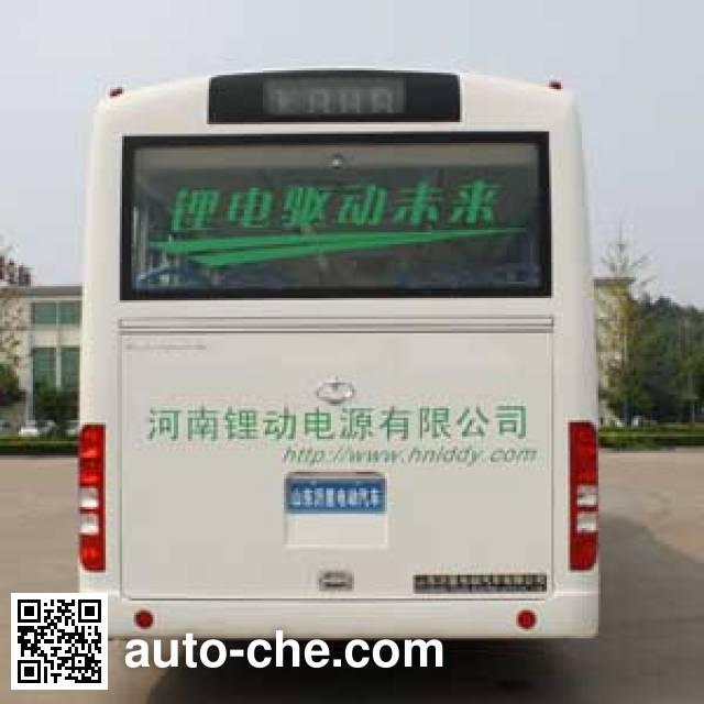 Feiyan (Yixing) SDL6120EVG5 electric city bus