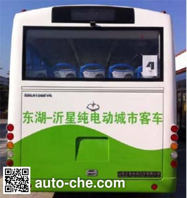 飞燕牌SDL6122EVG纯电动城市客车