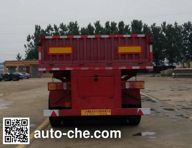 Yuntengchi SDT9380Z dump trailer