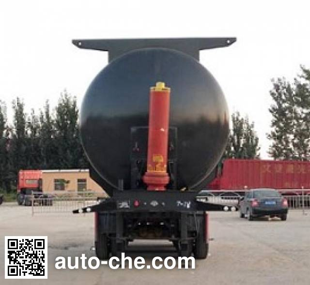 Yuntengchi SDT9401GFL medium density bulk powder transport trailer