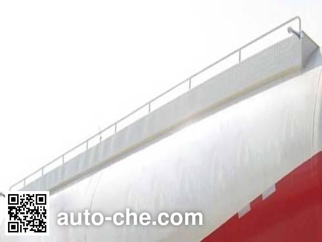 Wanshida SDW9401GFL medium density bulk powder transport trailer
