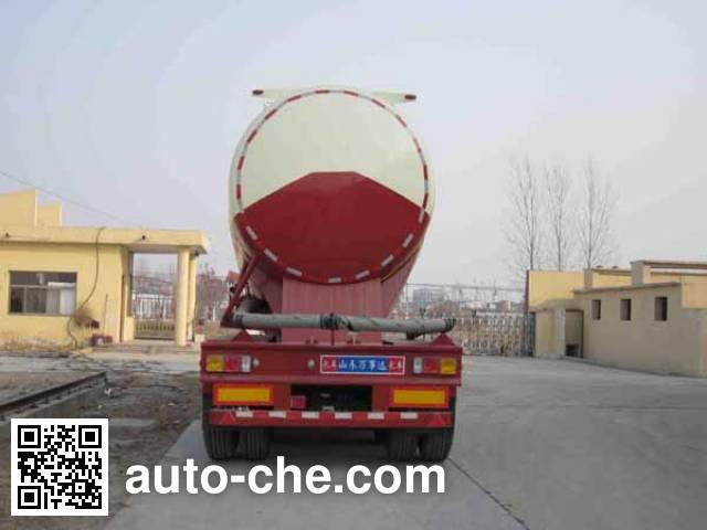 Wanshida SDW9402GXHA ash transport trailer