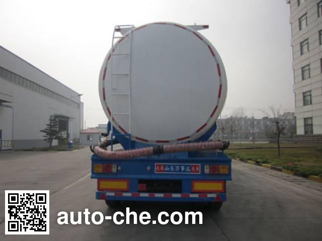 Wanshida SDW9403GFL low-density bulk powder transport trailer