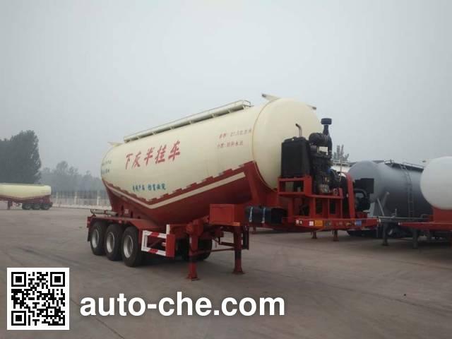 Wanshida SDW9403GXH ash transport trailer