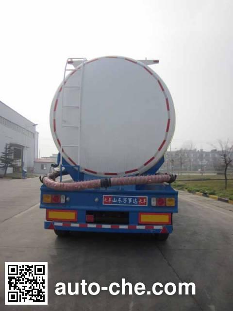 Wanshida SDW9406GXH ash transport trailer