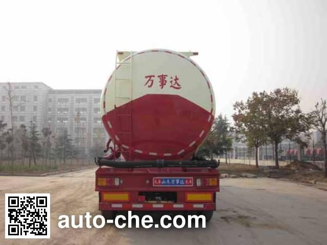 Wanshida SDW9407GXH ash transport trailer