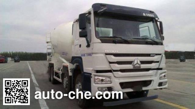 Janeoo SDX5310GJBHO concrete mixer truck