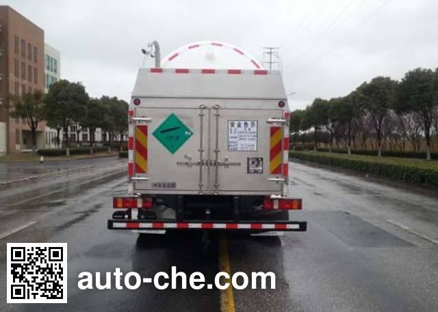 Shengdayin SDY5261GDYY cryogenic liquid tank truck