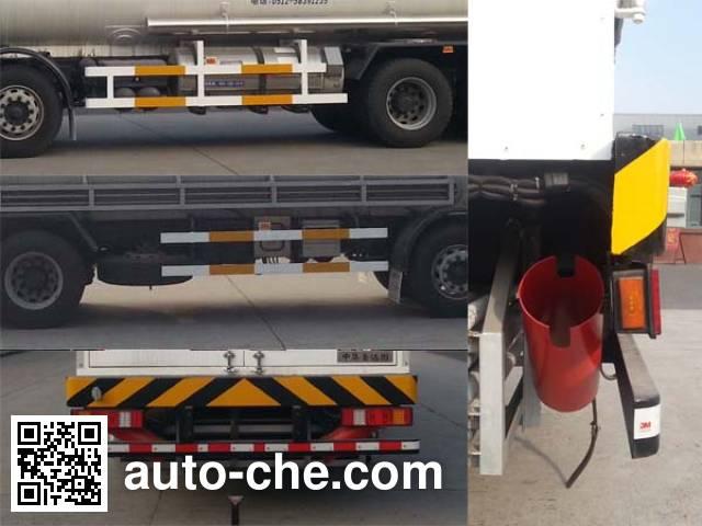Shengdayin SDY5290GDYT cryogenic liquid tank truck