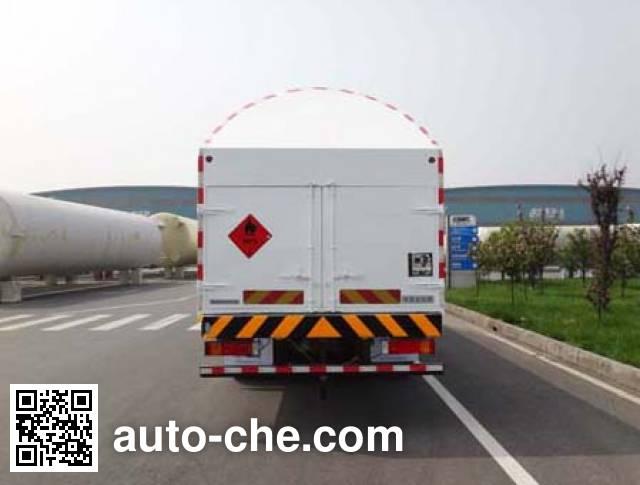 Shengdayin SDY5301GDYT cryogenic liquid tank truck