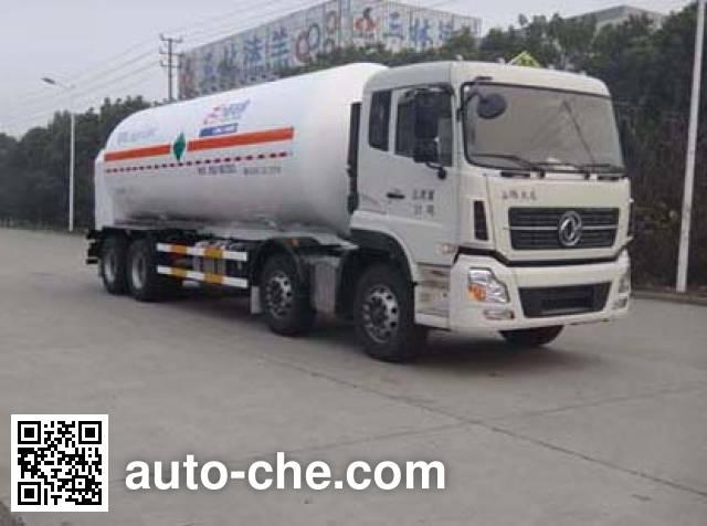 Shengdayin SDY5312GDYN cryogenic liquid tank truck