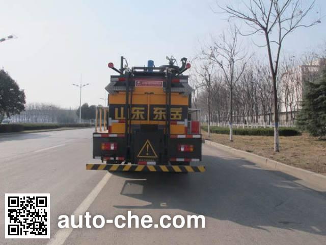 圣岳牌SDZ5047TXB沥青路面热再生修补车