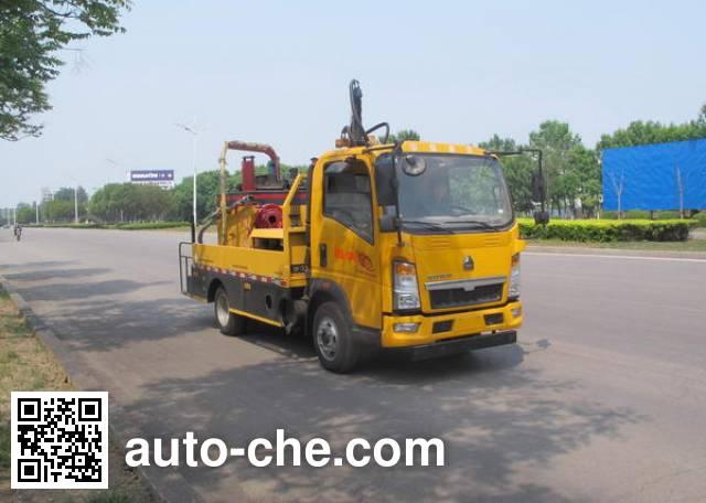 Shengyue SDZ5087TYHE pavement maintenance truck